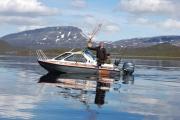 Tunturikone-kalastus